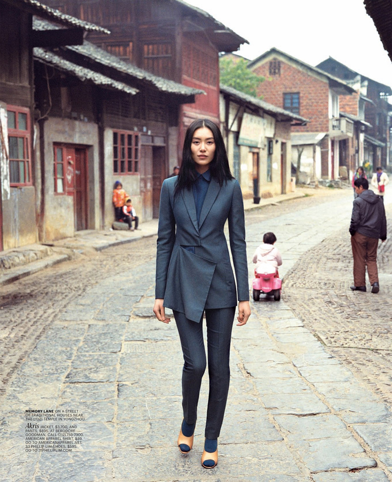 woman deconstructed suit jacket asian model woman office 2 piece